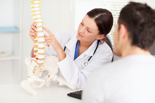 types of symptoms our Austin chiropractors treat