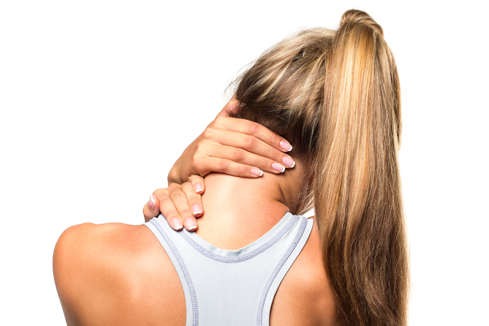 neck pain treatment with our chiropractor in austin