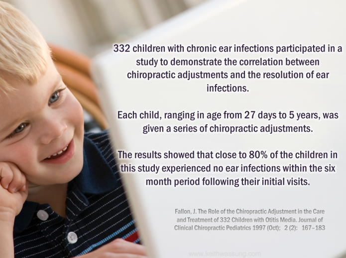 Austin chiropractor for ear infections